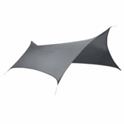 ENO Pro Fly Rain Tarp 2017, Grey, medium