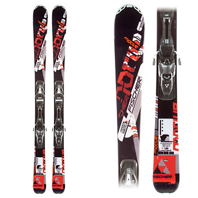 Fischer Motive 88 Skis with RSX 12 Powerrail Bindings, , large