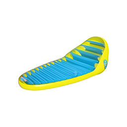 SportsStuff Banana Beach Lounge Inflatable Raft, , 256
