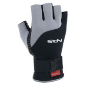 NRS Guide Paddling Gloves 2013, Black-Gray, medium