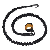 Seals Deluxe Paddle Leash 2013, Black, medium
