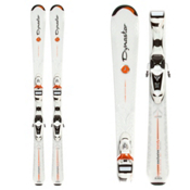 Dynastar Exclusive Trendy Womens Skis with Nova Exclusive AFC Fluid Bindings, , medium