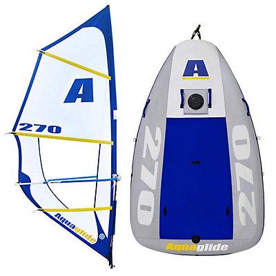 Aquaglide 270 Multi Sport, Blue-White, viewer