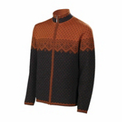 Neve Designs Serge Full Zip Card Mens Sweater, Zucca, medium