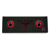 Titen Red X Swiss Skate Bearings, , medium