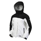 Marker Zenith Womens Insulated Ski Jacket, White, medium