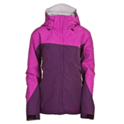 Marker Zenith Womens Insulated Ski Jacket, Iris, medium