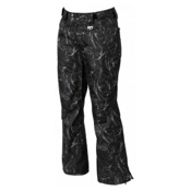 Marker Inspiration Womens Ski Pants, Black, medium