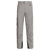 Marker Pop Cargo Kids Ski Pants, Gray, medium
