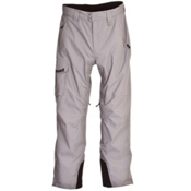 Marker Pop Cargo Shell Mens Ski Pants, Gray, medium