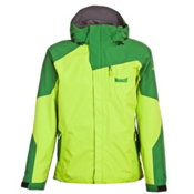Marker Zodiac 3 in 1 Mens Insulated Ski Jacket, Lime, medium
