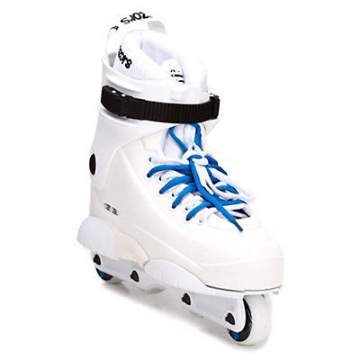 Razors Genesys 9 LE White Aggressive Skates, , viewer