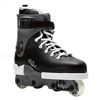 Razors Cult Street White Aggressive Skates, , large