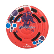 Stearns Double Clutch Sharkglide Towable Tube, Red, medium