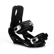 5th Element Stealth 2 Binding Snowboard Bindings 2013, Black, medium