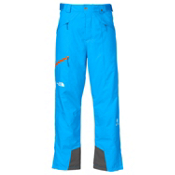 The North Face Kannon Insulated Short Mens Ski Pants, Athens Blue, medium