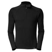 The North Face Warm L/S Zip Neck Mens Long Underwear Top, , medium