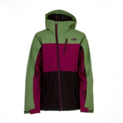 The North Face Kizamm Womens Insulated Ski Jacket, Boyce Green, medium