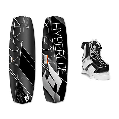 Hyperlite Forefront Wakeboard With Remix Bindings, , large