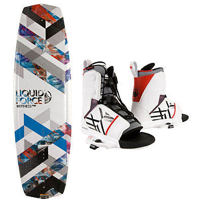 Liquid Force Witness Wakeboard With Transit Bindings, , large