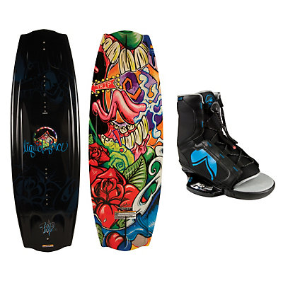 Liquid Force Trip Wakeboard With Liquid Force Index Bindings, , large