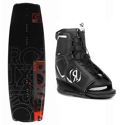 Ronix Vault Wakeboard With Divide Bindings, , large