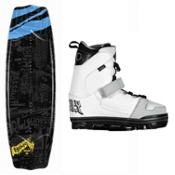 Byerly Assault Wakeboard With Onset Bindings, , medium
