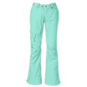 The North Face Shawty Womens Ski Pants, Brook Blue, medium