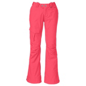 The North Face Shawty Womens Ski Pants, Teaberry Pink, medium