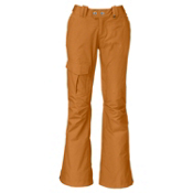 The North Face Shawty Womens Ski Pants, Timber Tan, medium