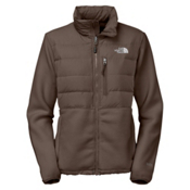 The North Face Denali Down Womens Jacket, Weimaraner Brown, medium