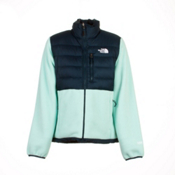 The North Face Denali Down Womens Jacket, Sisley Blue-Kodiak Blue, medium