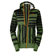 The North Face Thatch Hoodie Womens Hoodie, Boyce Green, medium