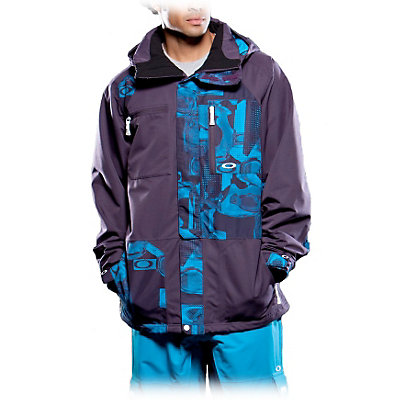 Oakley Shell Deals Mens Shell Ski Jacket, , viewer