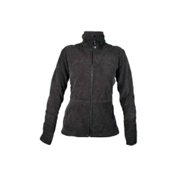 Hot Chillys Pico Full Zip Womens Jacket, Black, medium