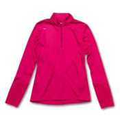 KJUS Boogie FS Half Zip Womens Mid Layer, Fuchsia Red, medium