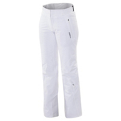 KJUS Formula Womens Ski Pants, White, medium