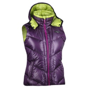 KJUS Backflip Down Womens Vest, Deep Purple, medium