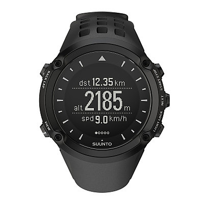 Suunto Ambit Watch, Black, large