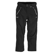 Marker Jupiter Shell Short Mens Ski Pants, Black, medium