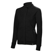 Neve Designs Lucy Full Zip Womens Mid Layer, Black, medium