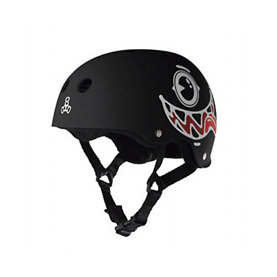 Triple 8 Brainsaver SS Maloof Mens Skate Helmet, , large