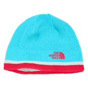 The North Face Youth Keen Kids Hat, Turquoise Blue, medium