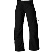 Oakley Eaves 2.0 Womens Snowboard Pants, Black, medium