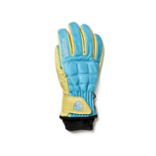 Hestra Henrik Windstedt Pro Gloves, Turquoise-Lime, medium