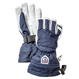 Hestra Heli Ski Jr Kids Gloves, Navy, 256