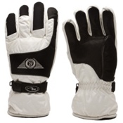 Grandoe Icon Womens Gloves, White-Black, medium