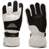 Grandoe Icon Womens Gloves, White-Black, medium