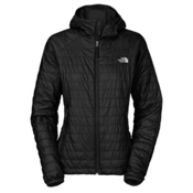 The North Face Blaze Hooded Womens Jacket, TNF Black, medium
