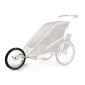 Chariot Carriers CX2 Jogging CTS Kit, , medium